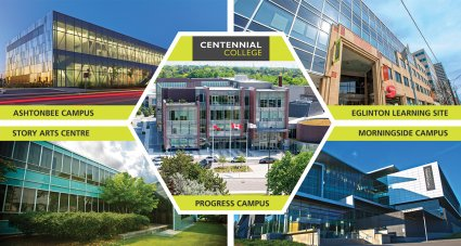 Centennial College Toronto Ontario Studycanada