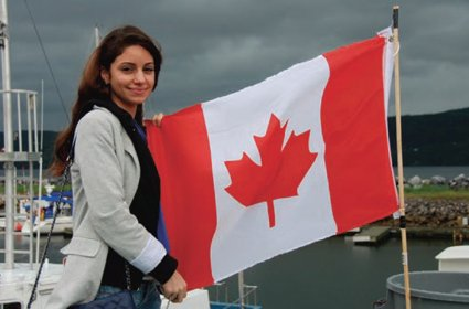 how to find a cosigner canada students