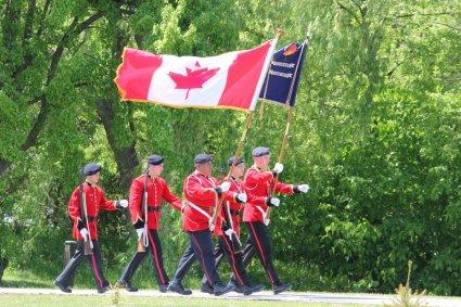Robert Land Academy Military High School Wellandport Ontario