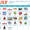 Interlangues Language School Ottawa, Canada July Activity Calendar